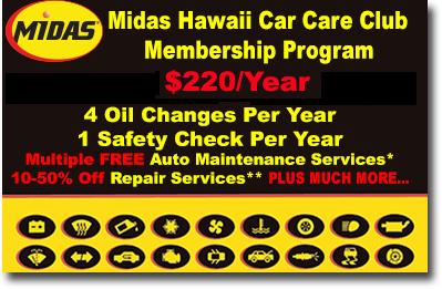 Midas Hawaii Auto Repair & Service News - Midas Hawaii Auto